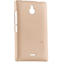Чехол Nillkin Nokia X2 - Super Frosted Shield Gold