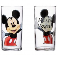 Стакан LUMINARC DISNEY MICKEY COLORS, 270 мл