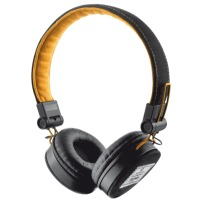 Гарнитура Trust Urban Revolt Fyber Headphone Black/Orange