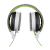 Гарнитура Trust Urban Revolt Fyber Headphone Grey/Green