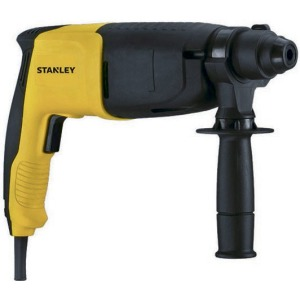 Перфоратор Stanley STHR202K SDS-Plus, 620 Вт, 1,34 Дж, 0-1250об/хв.
