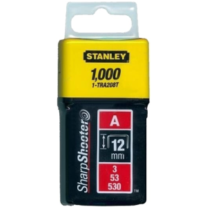 Cкобы Stanley Light Duty (1-TRA208T)