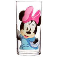 Стакан LUMINARC DISNEY MINNIE COLORS, 270 мл