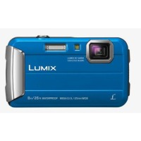Цифрова фотокамера Panasonic DMC-FT30EE-A Blue