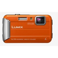 Цифрова фотокамера Panasonic DMC-FT30EE-D Orange