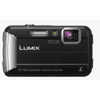 Цифрова фотокамера Panasonic DMC-FT30EE-K Black