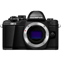 Цифрова системна фотокамера Olympus E-M10 mark II Body Black