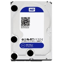Жорсткий диск Western Digital Blue 4TB (WD40EZRZ) 5400rpm, 64MB