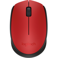 Миша Logitech Wireless Mouse M171 Red
