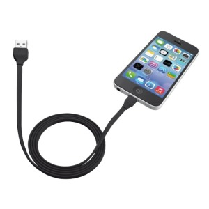Кабель Trust URBAN Lightning Cable 1m Black