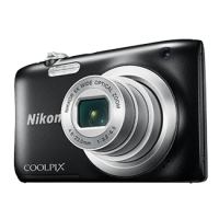 Цифрова фотокамера Nikon Coolpix A100 Black