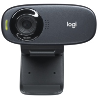 Веб-камера Logitech Webcam HD C310 Black