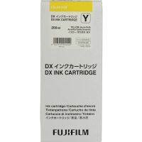 Fuji DX100 INK CARTRIDGE YELLOW 200ML