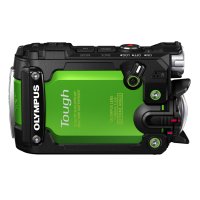 Цифровая фотокамера Olympus TG-Tracker Green (Waterproof - 30m; Wi-Fi; GPS)