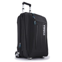 Дорожный чемодан Thul Crossover 45L Rolling Upright Black