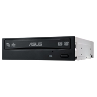 Оптический привод DVD-RW Asus DRW-24D5MT/BLK/B/AS Black