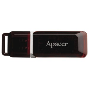 Flash Drive Apacer AH321 16GB (AP16GAH321R-1) Red