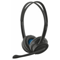 Гарнитура Trust Mauro Headset for PC and laptop 3.5 mm