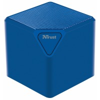 Портативная колонка Trust Ziva Wireless Bluetooth Speaker blue