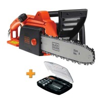 Цепная пила Black&Decker CS1835, 1800Вт, 35см.+A7062