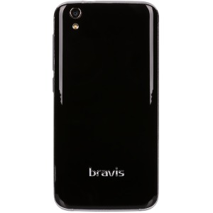 Смартфон Bravis A506 Crystal Black