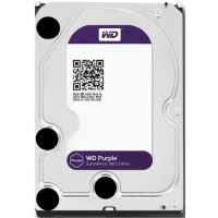 Жорсткий диск Western Digital Purple 4TB (WD40PURZ) 5400rpm, 64MB