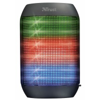 Акустика TRUST Ziva Wireless Bluetooth Speaker with party lights