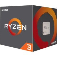 Процесор AMD Ryzen 3 1300Х sAM4 (3.5GHz, 10MB, 65W) BOX