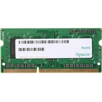 Оперативная память So-Dimm Apacer DDR3 4GB 1600MHz (DS.04G2K.KAM)