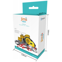 Аксесуарний комплект UBTECH JIMU ACCESSORY KIT - WHEELS