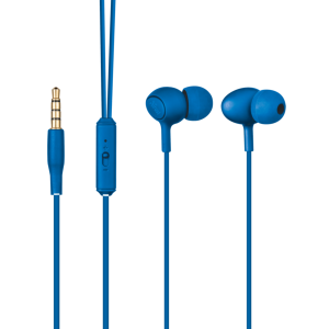 Гарнитура TRUST Urban Ziva In-ear Blue