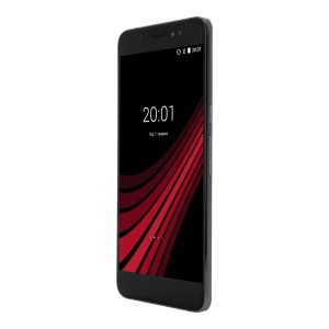 Смартфон  ERGO F501 Magic Dual Sim Black