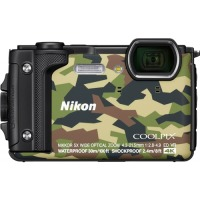 Цифровая камера Nikon Coolpix W300 Camouflage Holiday kit
