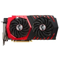 Видеокарта MSI Radeon RX 580 Gaming X 8GB GDDR5
