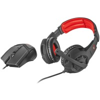 IT набор Trust GXT 784 Gaming Headset & Mouse