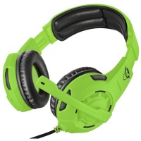 Гарнітура Trust GXT 310-SG Spectra Gaming Headset Green