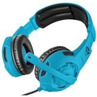 Гарнітура Trust GXT 310-SB Spectra Gaming Headset Blue