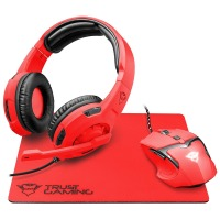 IT набор Trust GXT790-SR Spectra Gaming Bundle Red
