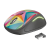 Мышь Trust Yvi FX wireless mouse geometrics