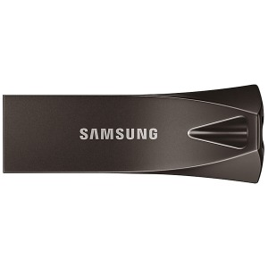 Flash Drive Samsung Bar Plus 64GB (MUF-64BE4/APC) Black