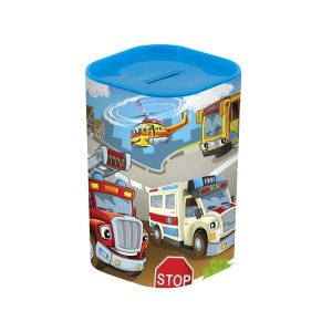 Копилка HEREVIN Money BOX Big Cars