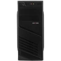 Корпус Logicpower 2005 Black, без БП