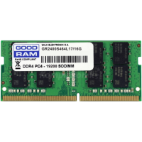 Оперативная память So-Dimm GoodRam DDR4 16Gb 2400Mhz (GR2400S464L17/16G)