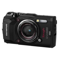 Цифрова камера OLYMPUS TG-5 Black (Waterproof - 15m; GPS; iHS;Wi-Fi) + case