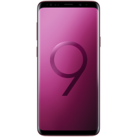 Смартфон Samsung Galaxy S9+ 64Gb Burgundy Red