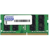 Оперативная память So-Dimm GoodRam DDR4 4Gb 2666Mhz (GR2666S464L19S/4G)