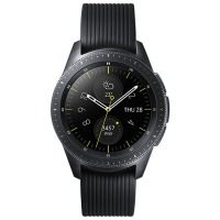 Смарт годинник Samsung Watch SM-R810NZKASEK 42mm Black