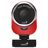 Веб-камера Genius QCam 6000 Full HD Red