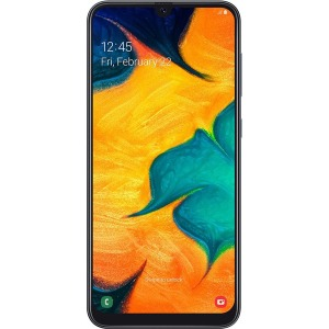 Смартфон Samsung Galaxy A30 3/32GB Black