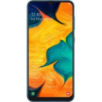 Смартфон Samsung Galaxy A30 3/32GB Blue